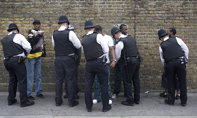 police abuse essay